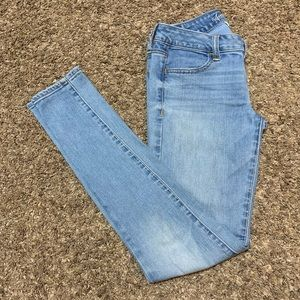 AEO Super Stretch Skinny Jeggings Size 2